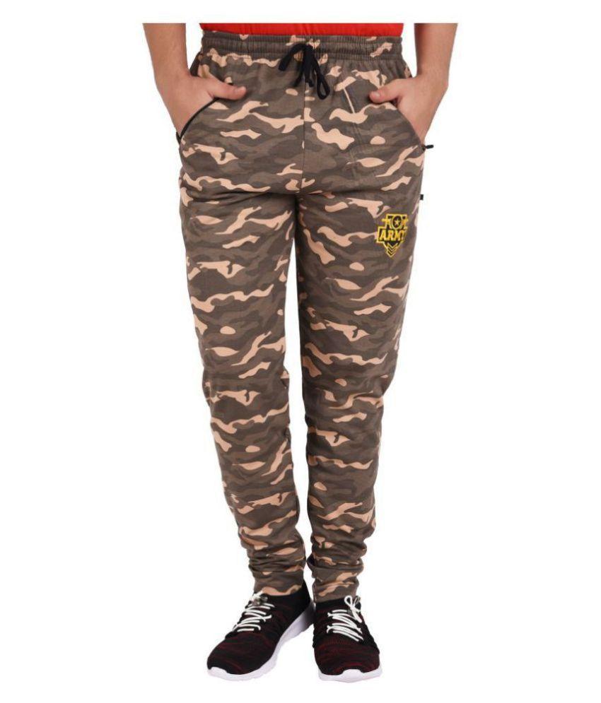 Neo Garments Multi Cotton Trackpants Single