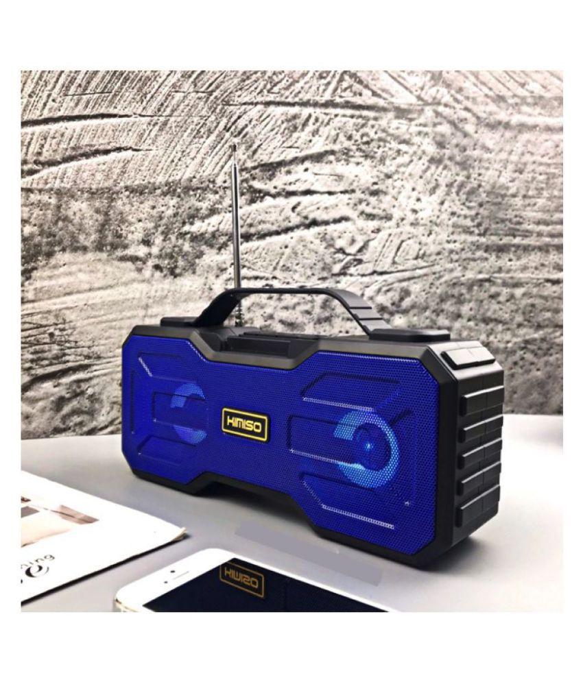 fiado KMS 301 LED LIGH Bluetooth Speaker