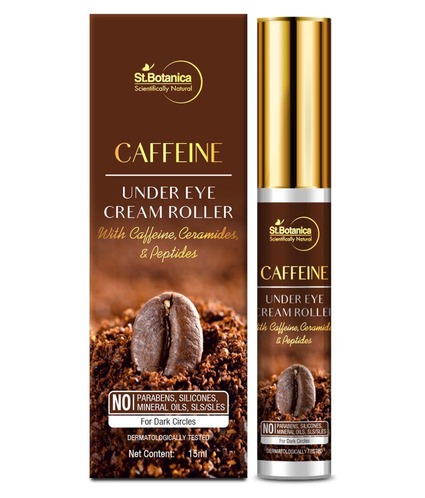 StBotanica 1% Under Cream Eye Roller 15 mL