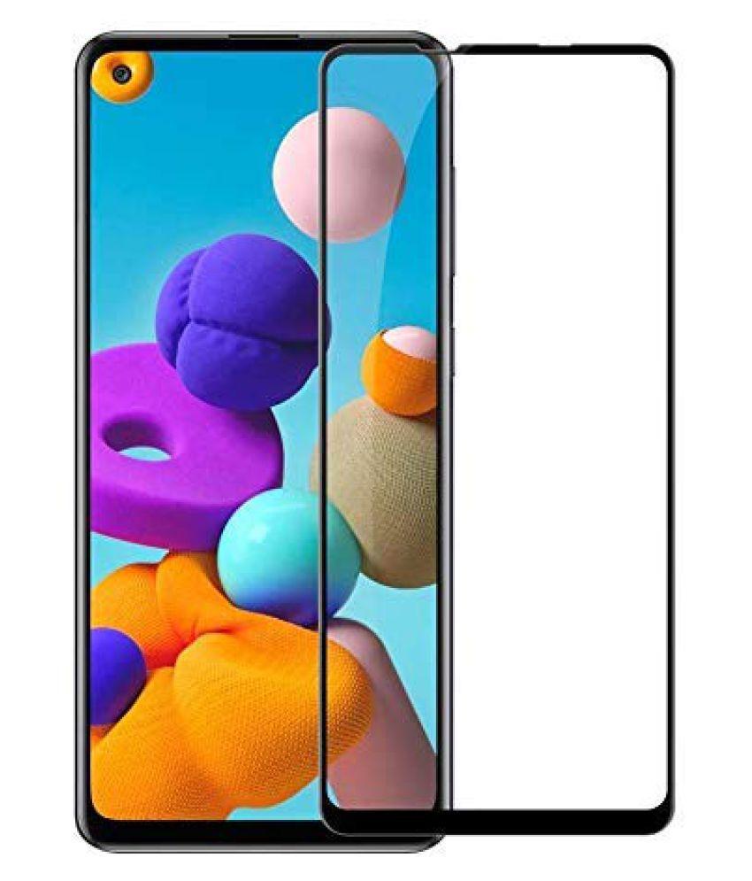 Samsung Galaxy A21 Tempered Glass by shadox