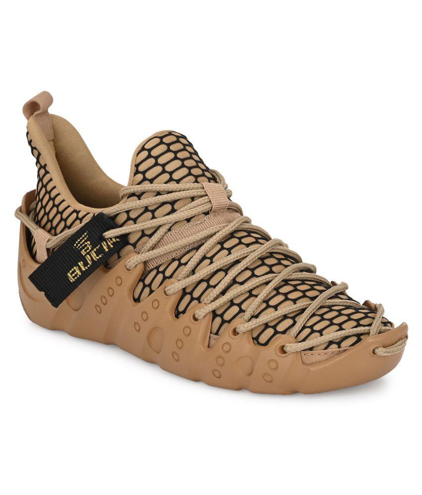 zorik Brown Running Shoes
