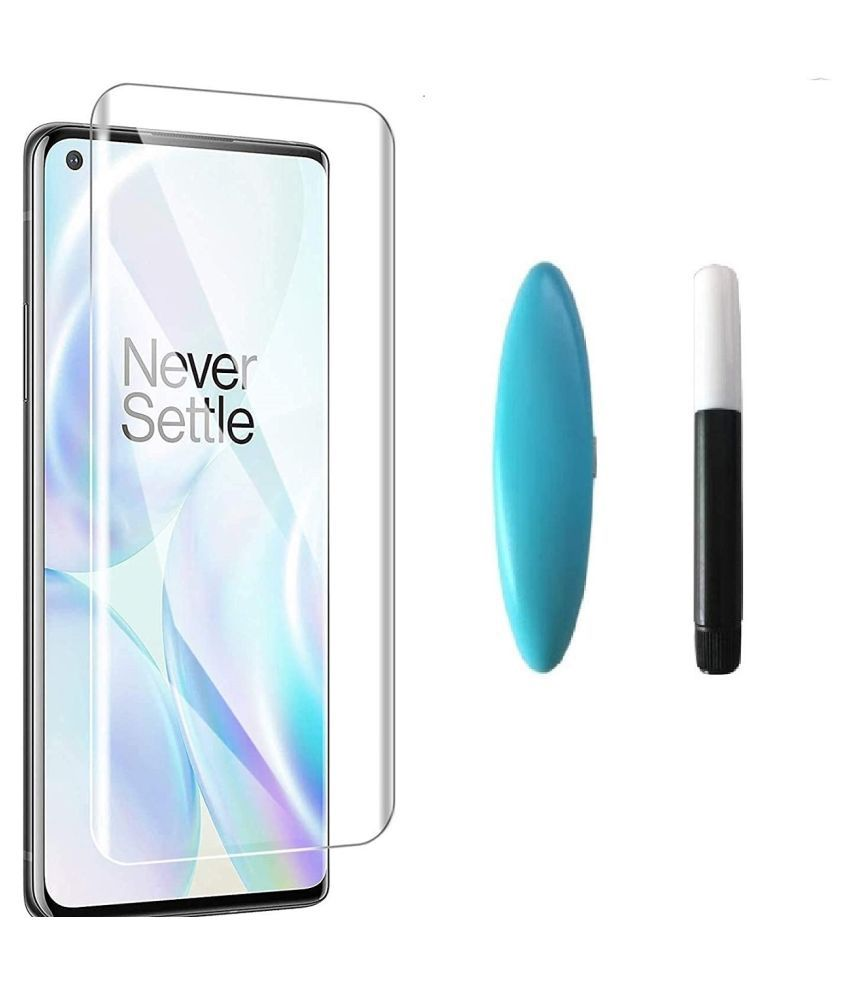 OnePlus 7 Pro Tempered Glass by Ayzah