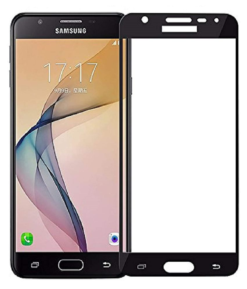 Samsung Galaxy J7 Prime Tempered Glass by Ayzah
