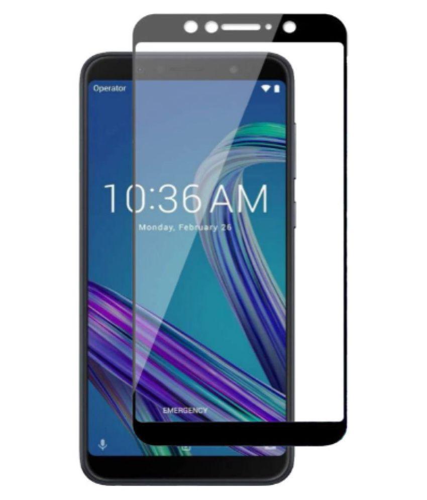 Asus Zenfone Max Pro M1 Tempered Glass by VILLA