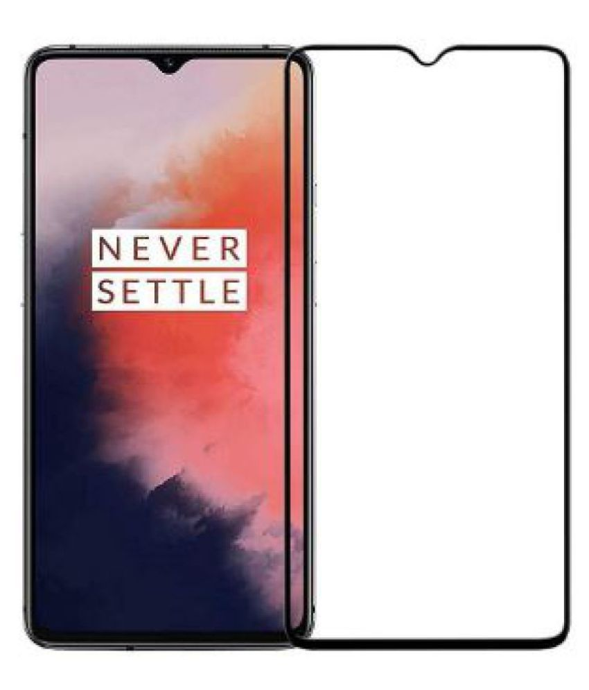 OnePlus 7T Tempered Glass by VILLA