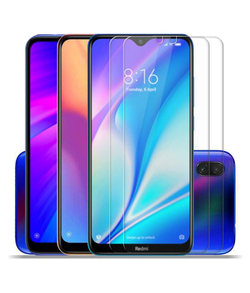 Oppo F9 Pro Tempered Glass by Universal Store