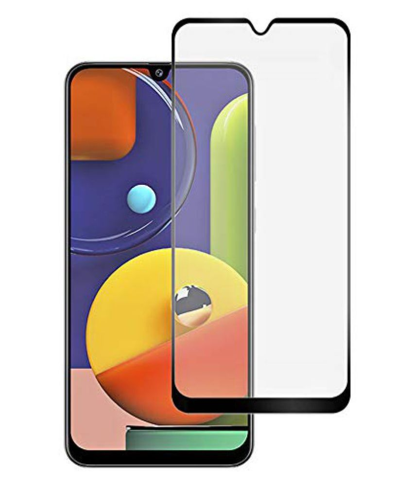 Samsung Galaxy F41 Tempered Glass by Sivni