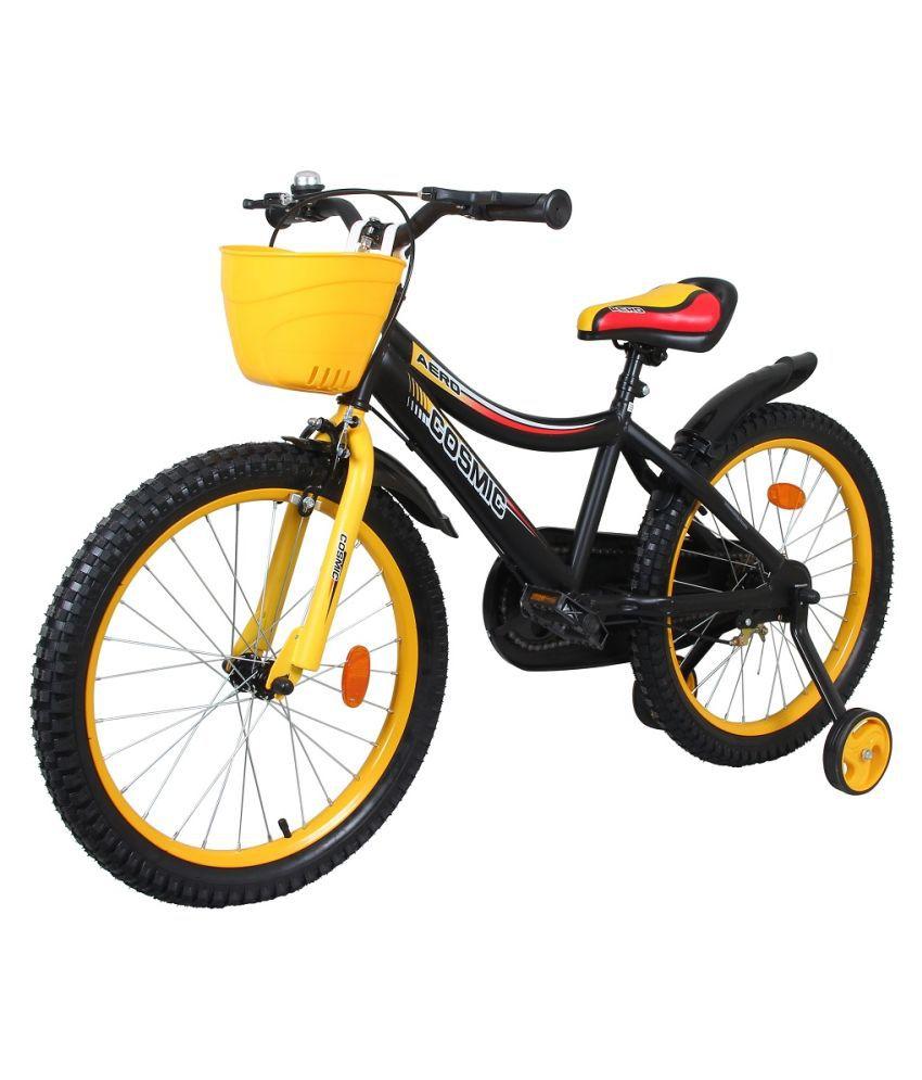 Cosmic Cosmic Aero 20 inch Yellow 50.8 cm 20  Road bike Bicycle