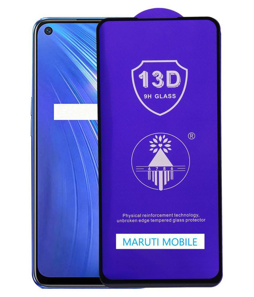Vivo Z1X Tempered Glass by maruti mobile