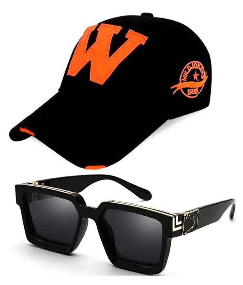 Guys'n'Girls W Written Cap With Free Jazz Manak Inspired Sunglasses
