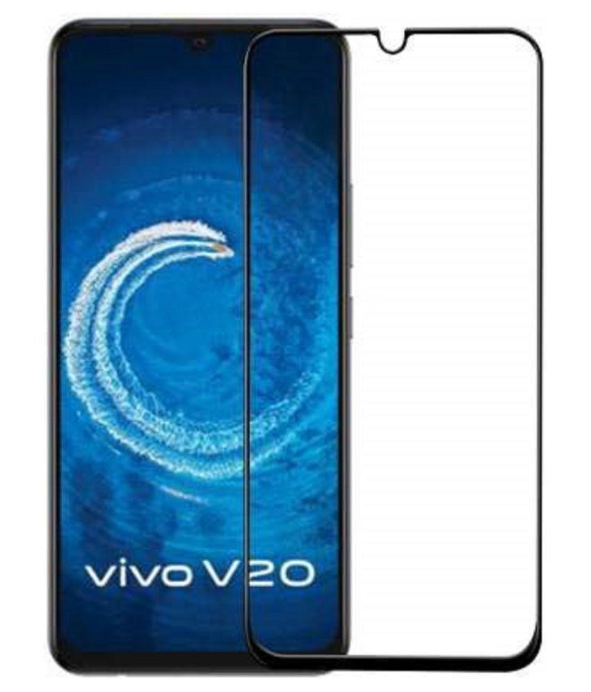 Vivo V20 Tempered Glass by Ayzah