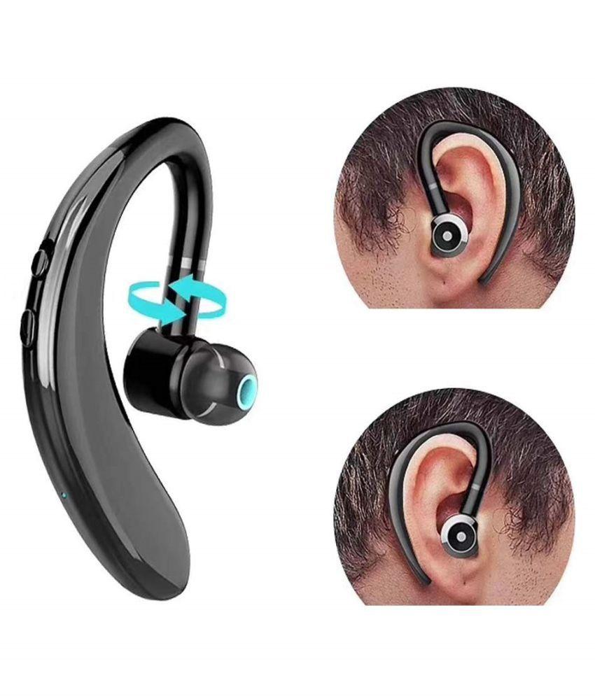 Innotek S109 Wireless Bluetooth Headset with Mic   Black   Handsfree Calling  amp; Music headphone