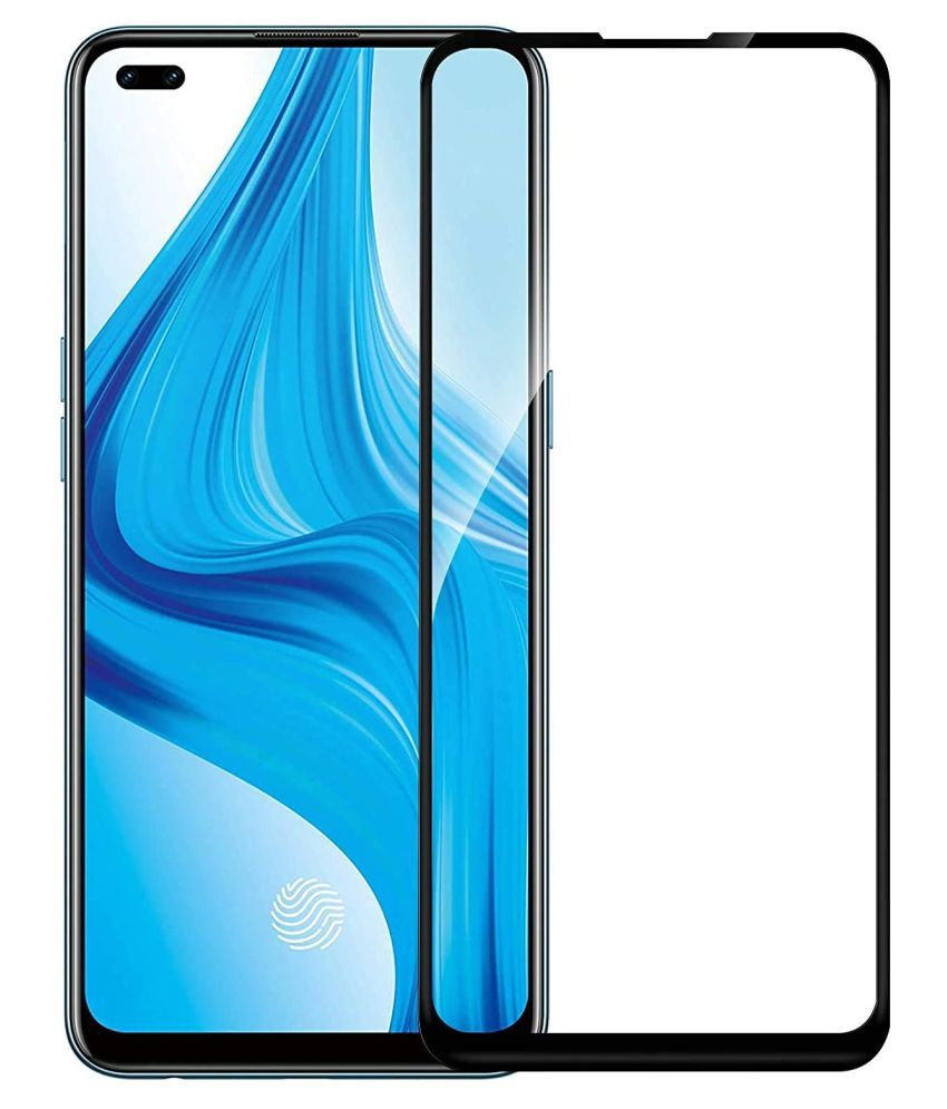 Oppo F17 Pro Tempered Glass by Ayzah