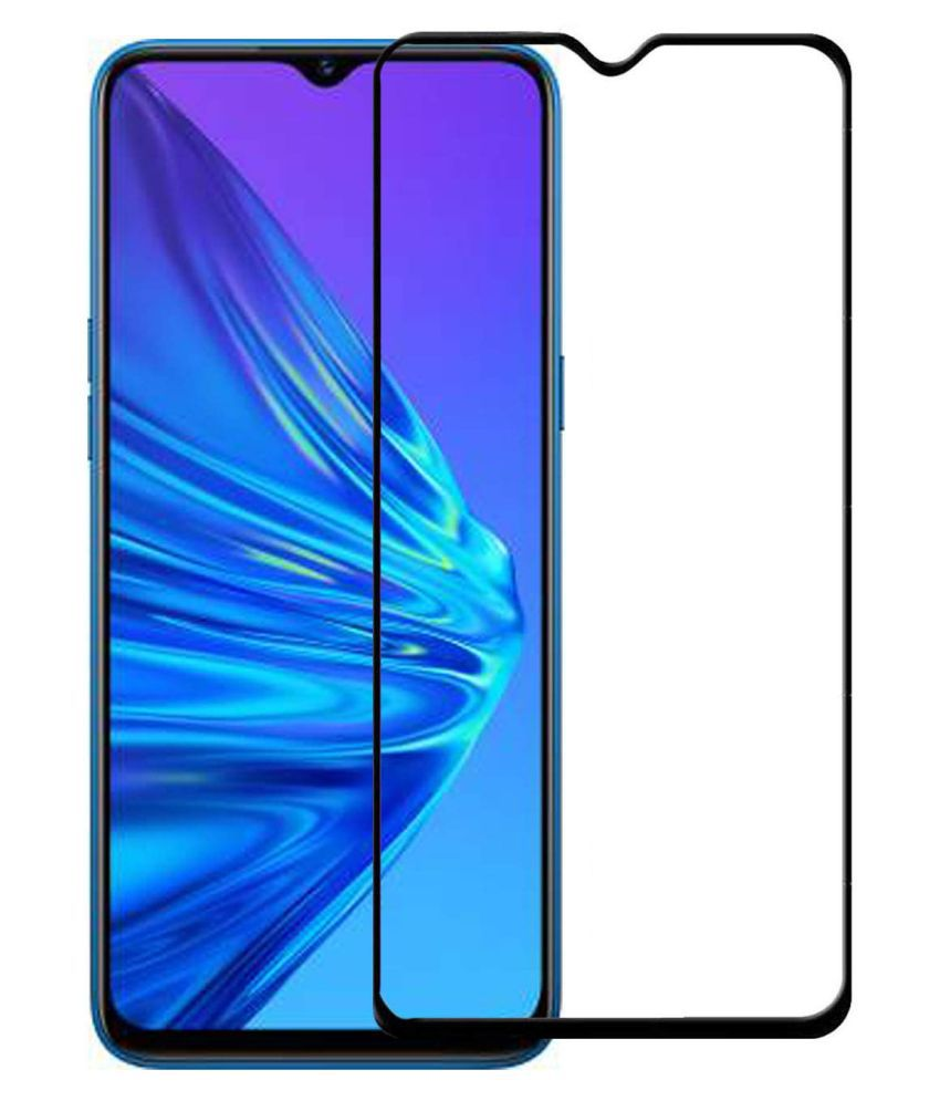 Realme 5s Tempered Glass by Ayzah