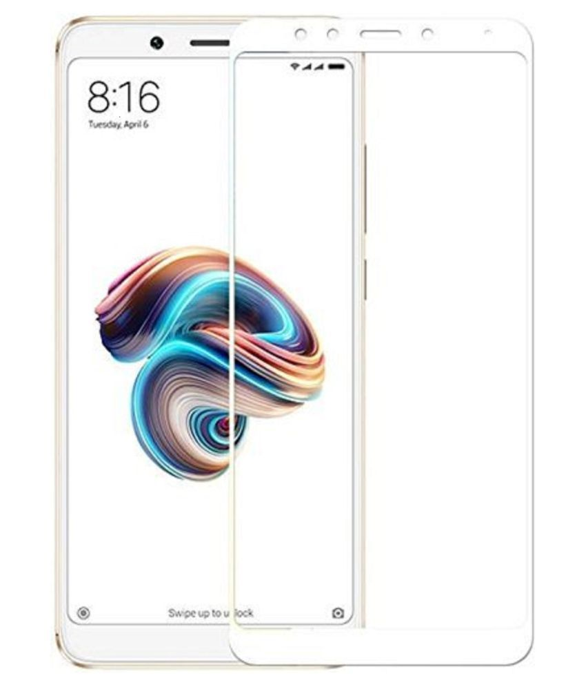 Xiaomi Redmi Note 5 Pro Tempered Glass by Ayzah
