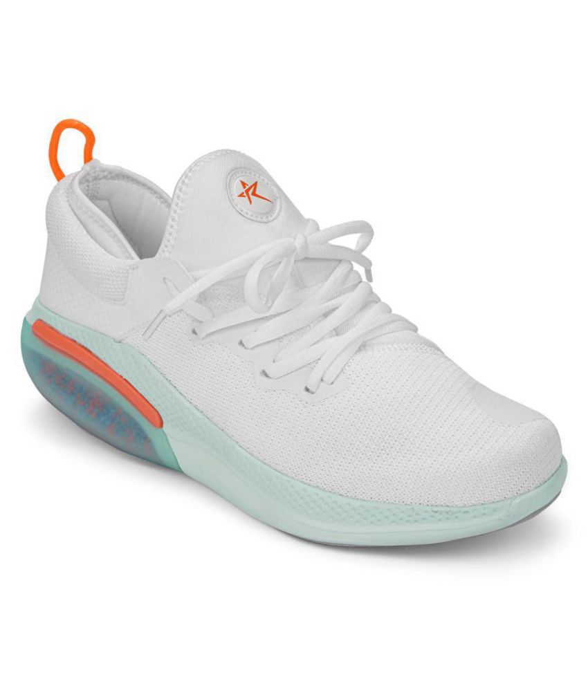 REFOAM White Running Shoes