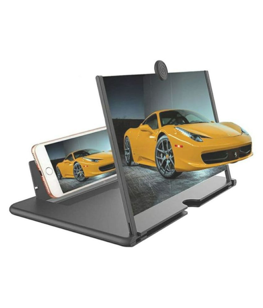 KP-ZONE 3D Video HD Screen Amplifier For Watching Mobile On Big Screen