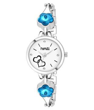 8178 Stainless Steel Women Analog Watch for Girls