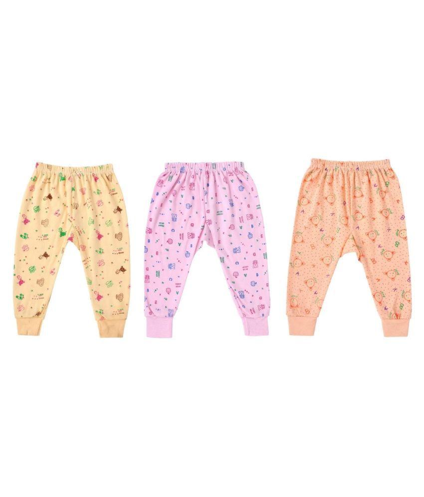Baby Boys & Baby Girls Pyjamas ( PACK OF 3)