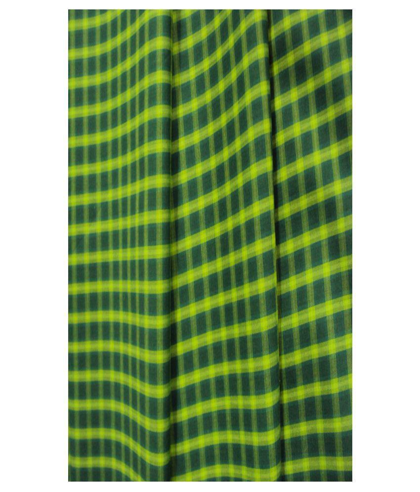Raymond Green 100 Percent Cotton Unstitched Shirt pc