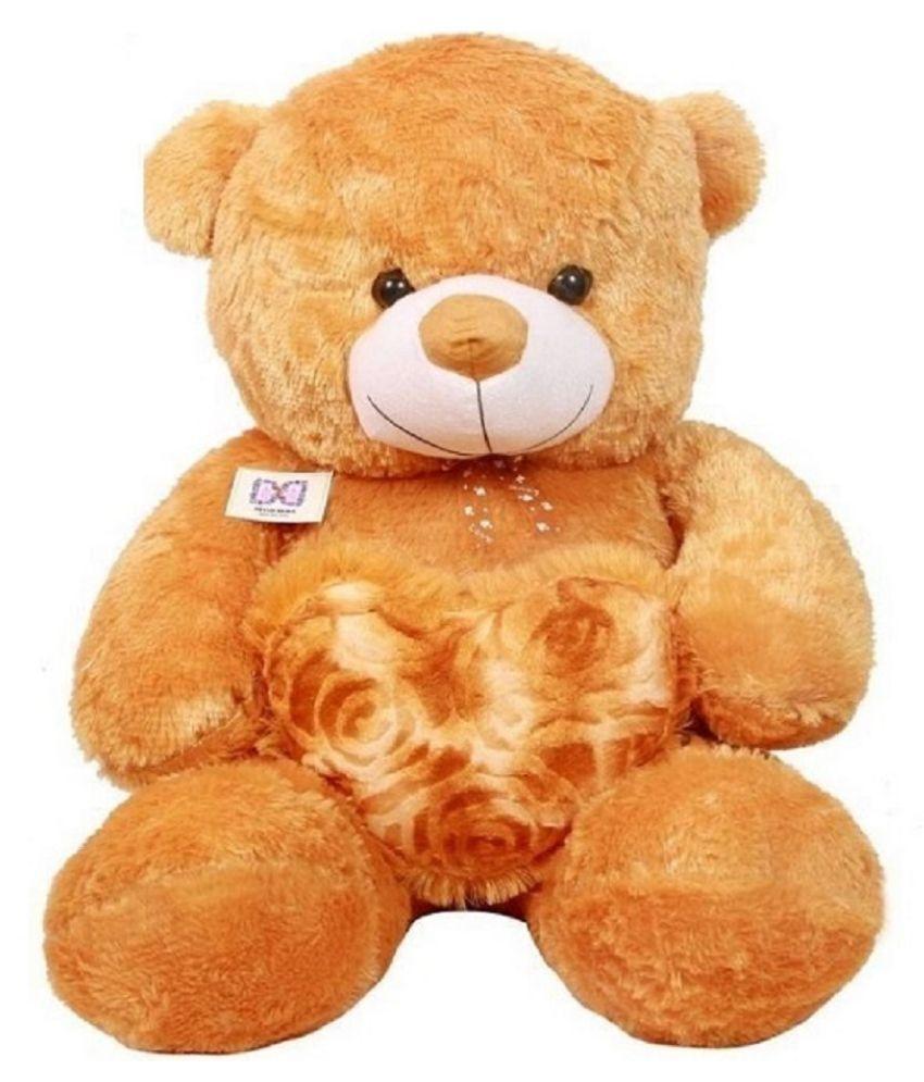 4 feet Teddy Bear,Love,Gift,velentine Day,girlefriend,for Kids