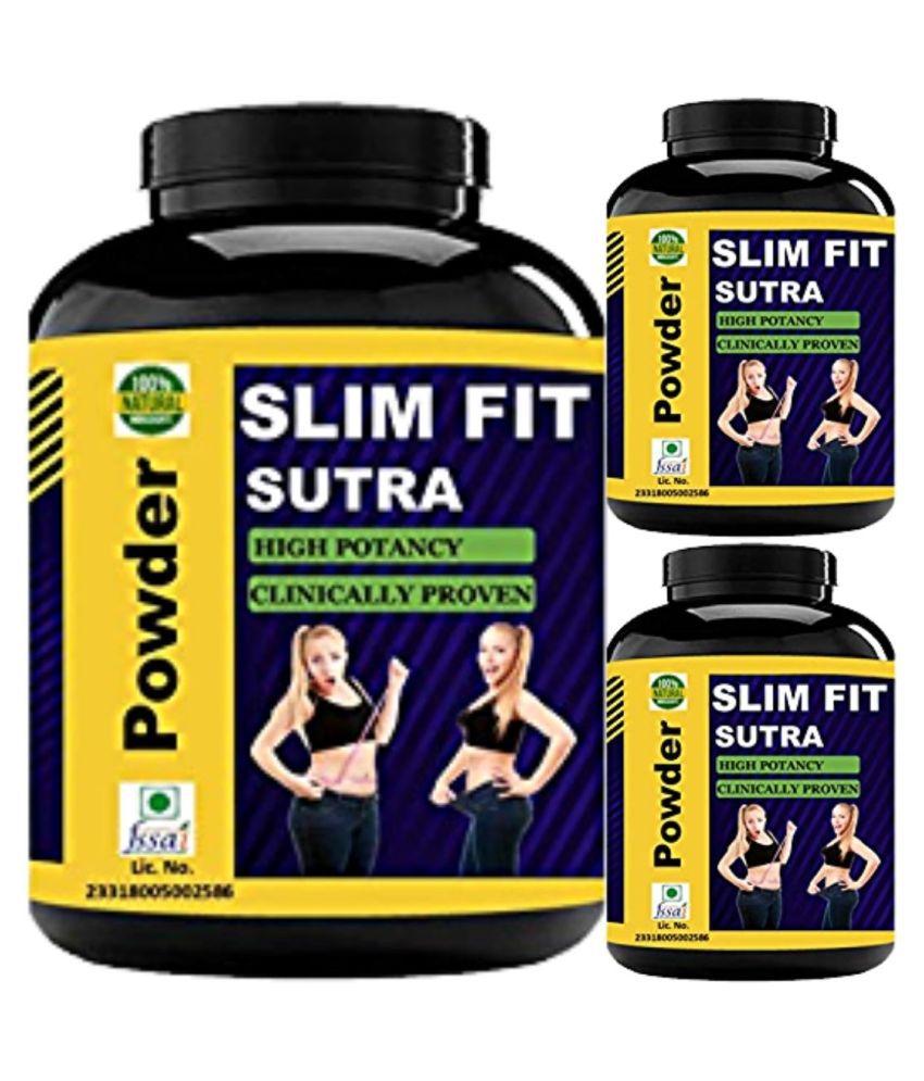 VITARA HEALTHCARE slim fit sutra 0.3 kg Powder Pack of 3