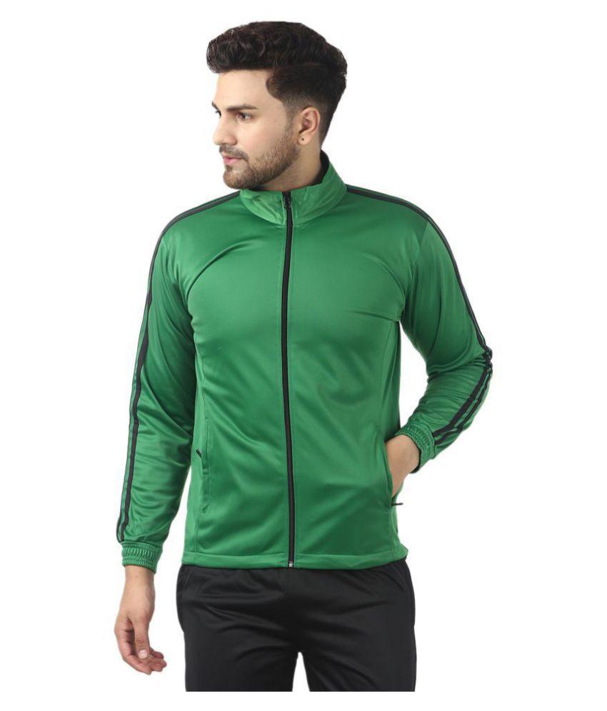 Gag Green Polyester Jacket Single Pack