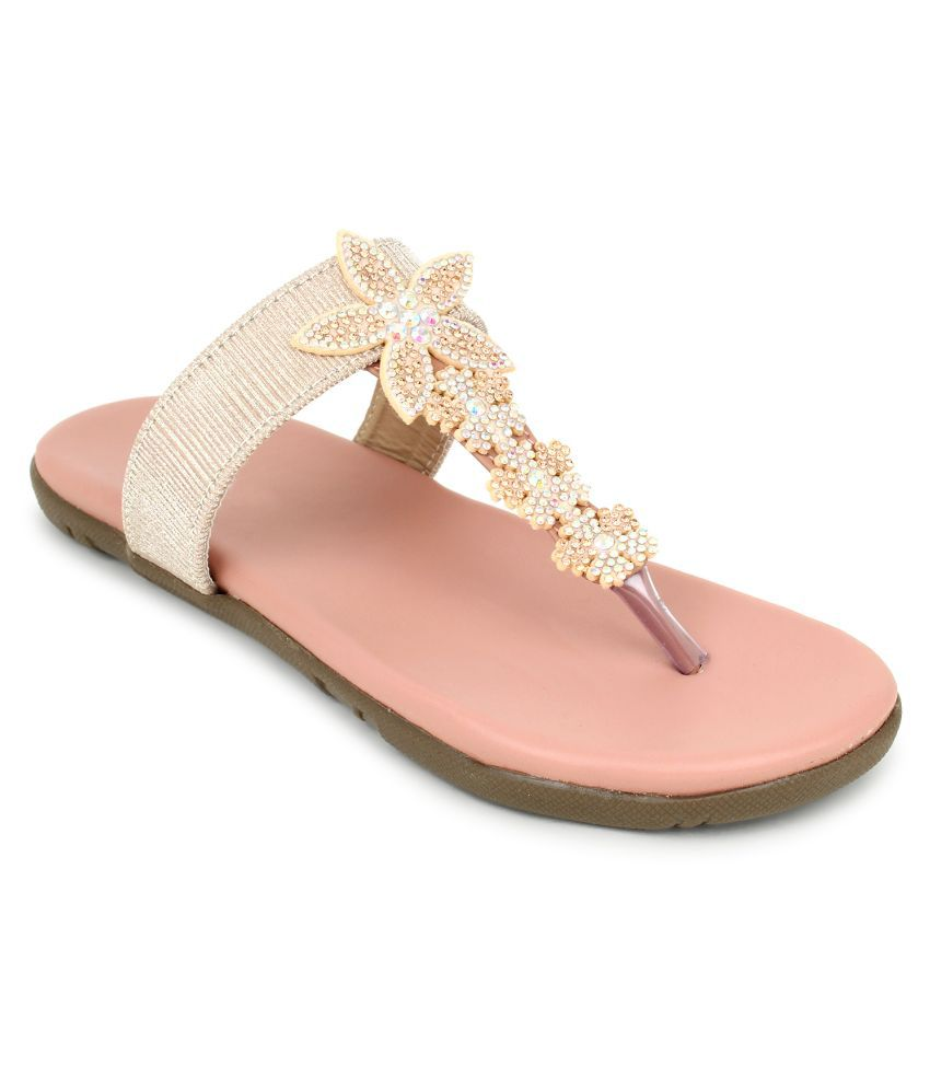 Footster Pink Flats