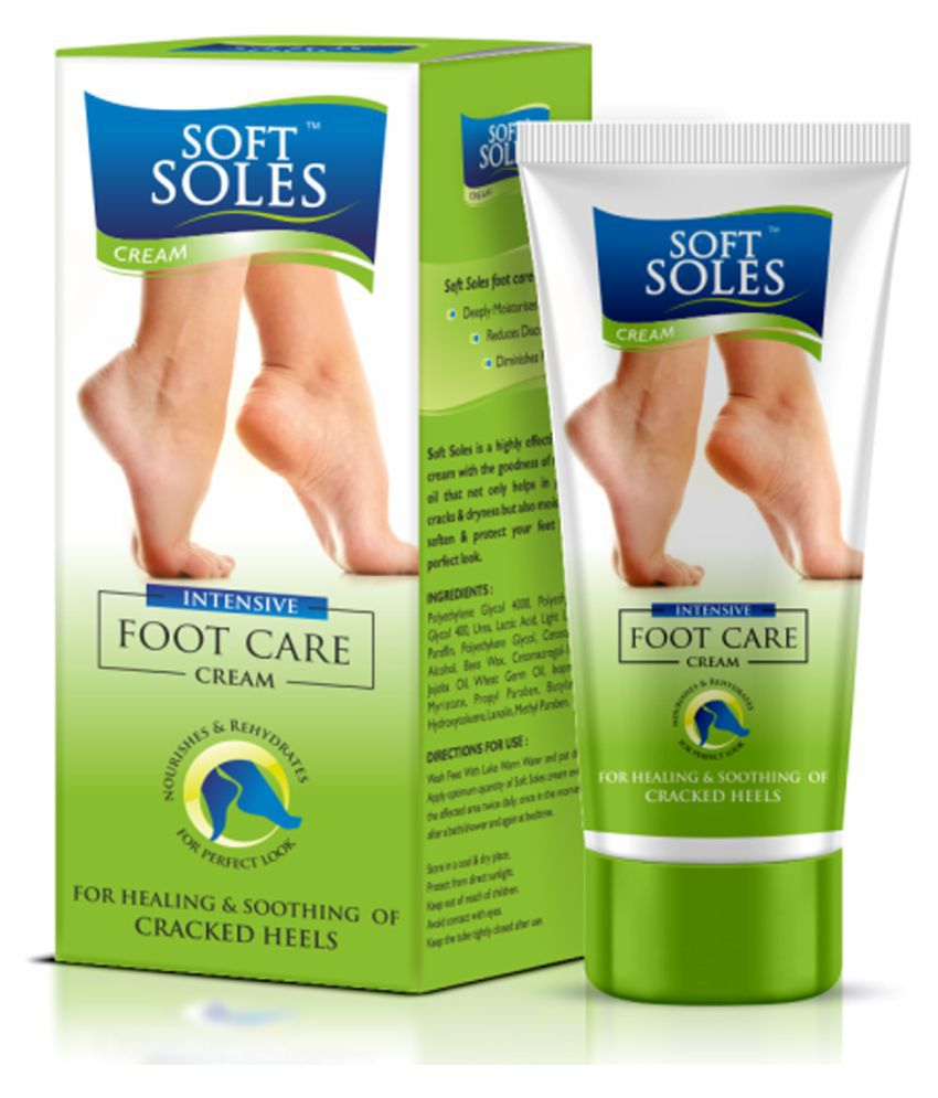 Soft Soles Intensive care Foot Cream ( 30 g ) Pack of 6