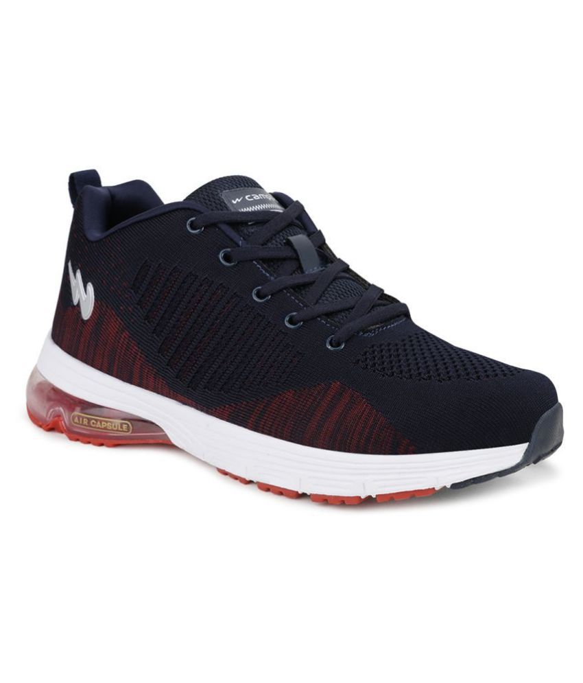 Campus STONIC Navy Running Shoes
