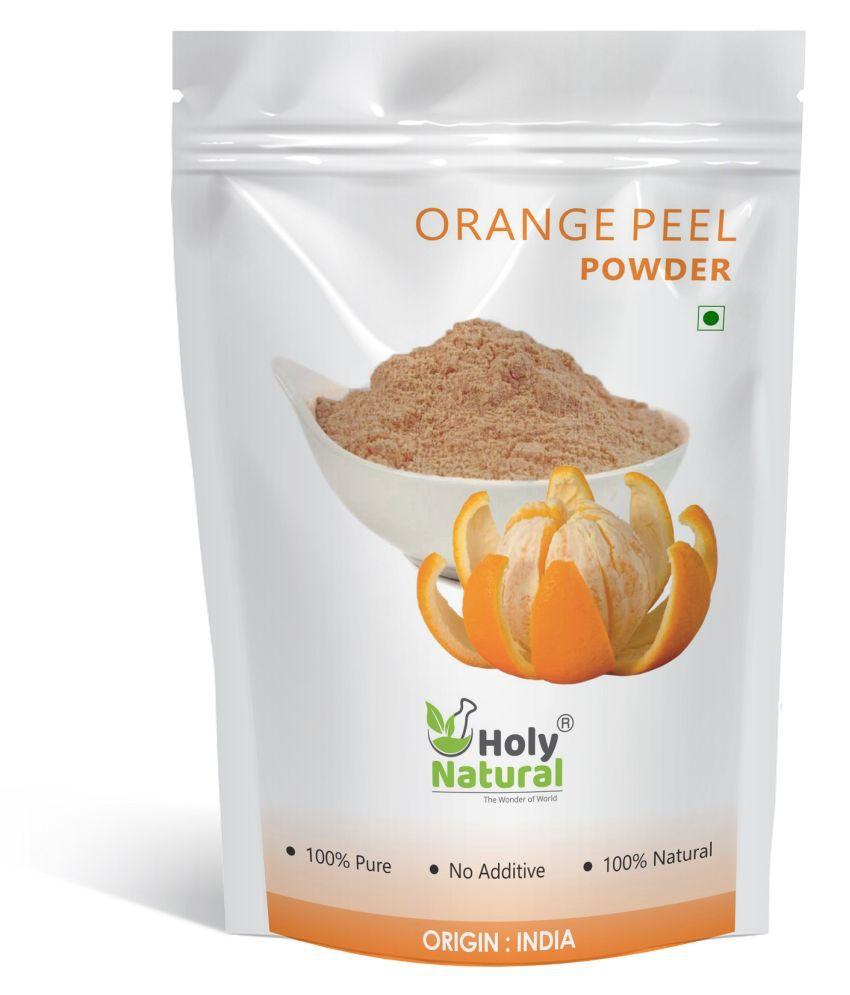 Holy Natural Orange Peel Powder - 250 GM Face Peel 250 gm