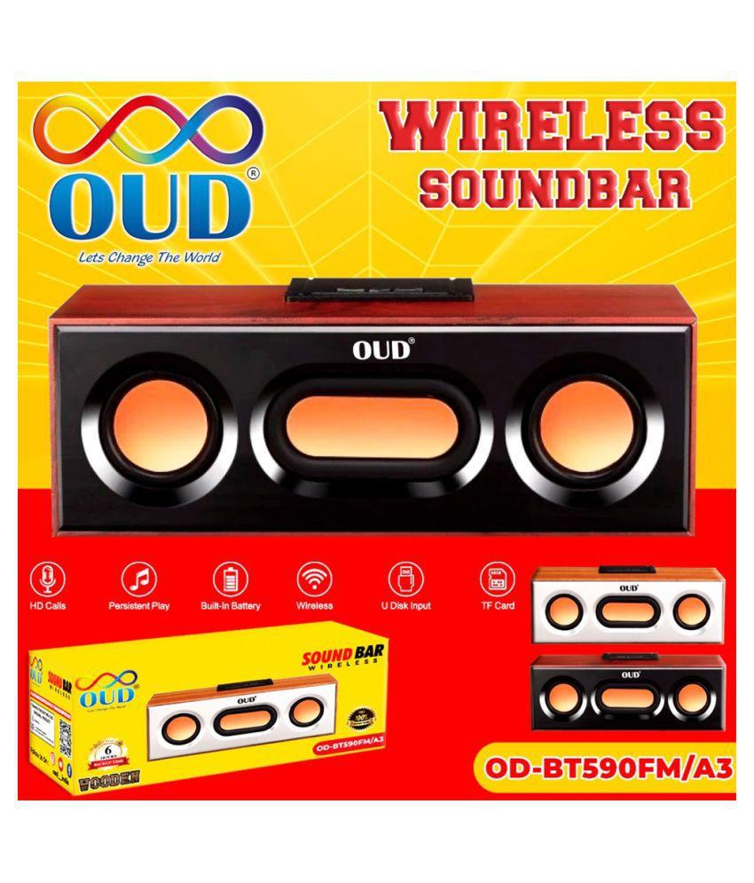 Oud OD-BT590FM-A3. Bluetooth Speaker
