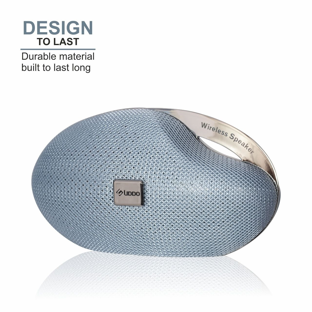 Pingaksh UDDO UD-2011 WIRELESS BLUETOOTH SPEAKER WITH USB PORT FOR PEN DRIVE/FM RADIO/MICRO SD CARD SUPPORT  Bluetooth Speaker