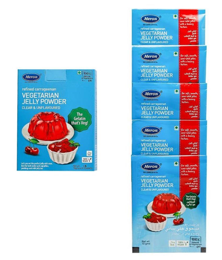 Meron Others Vegetarian Jelly Powder 50 g