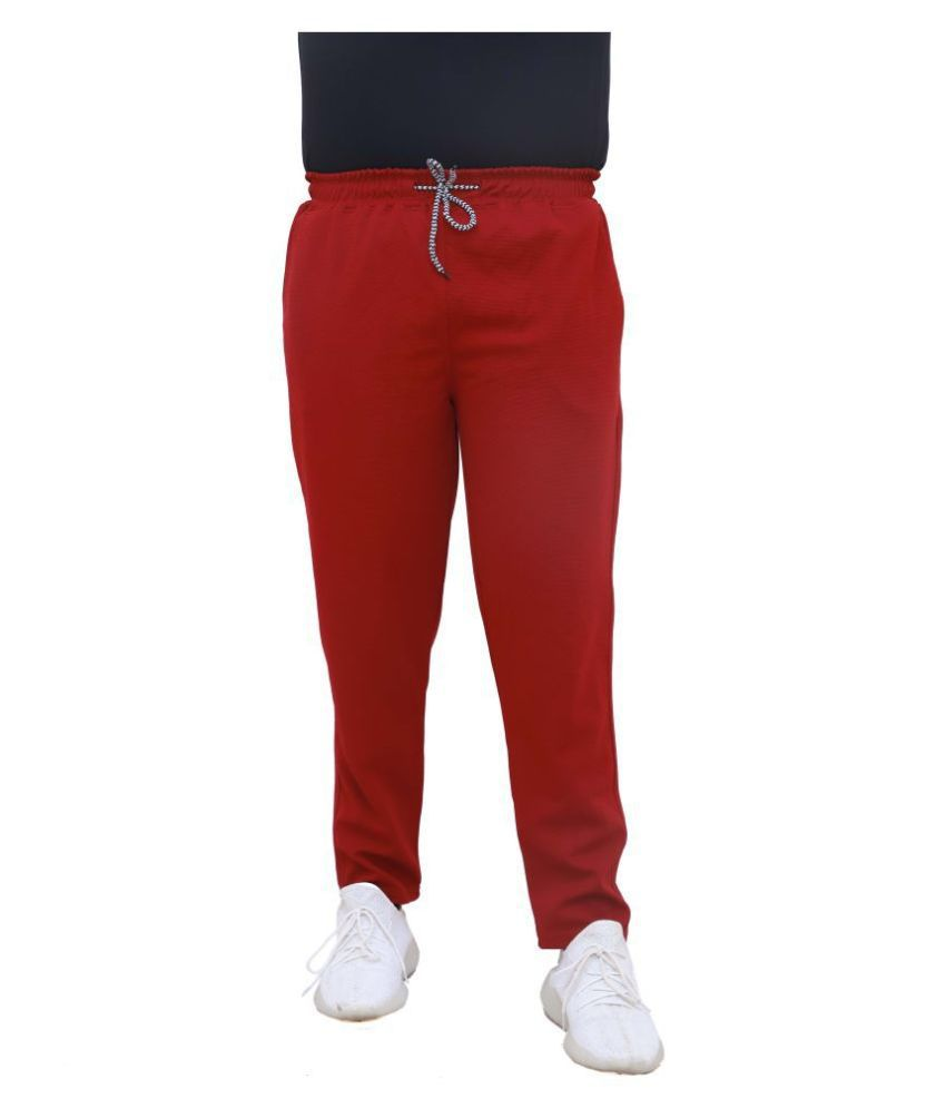 SPROUTED MEN Dry-Fit Trackpants