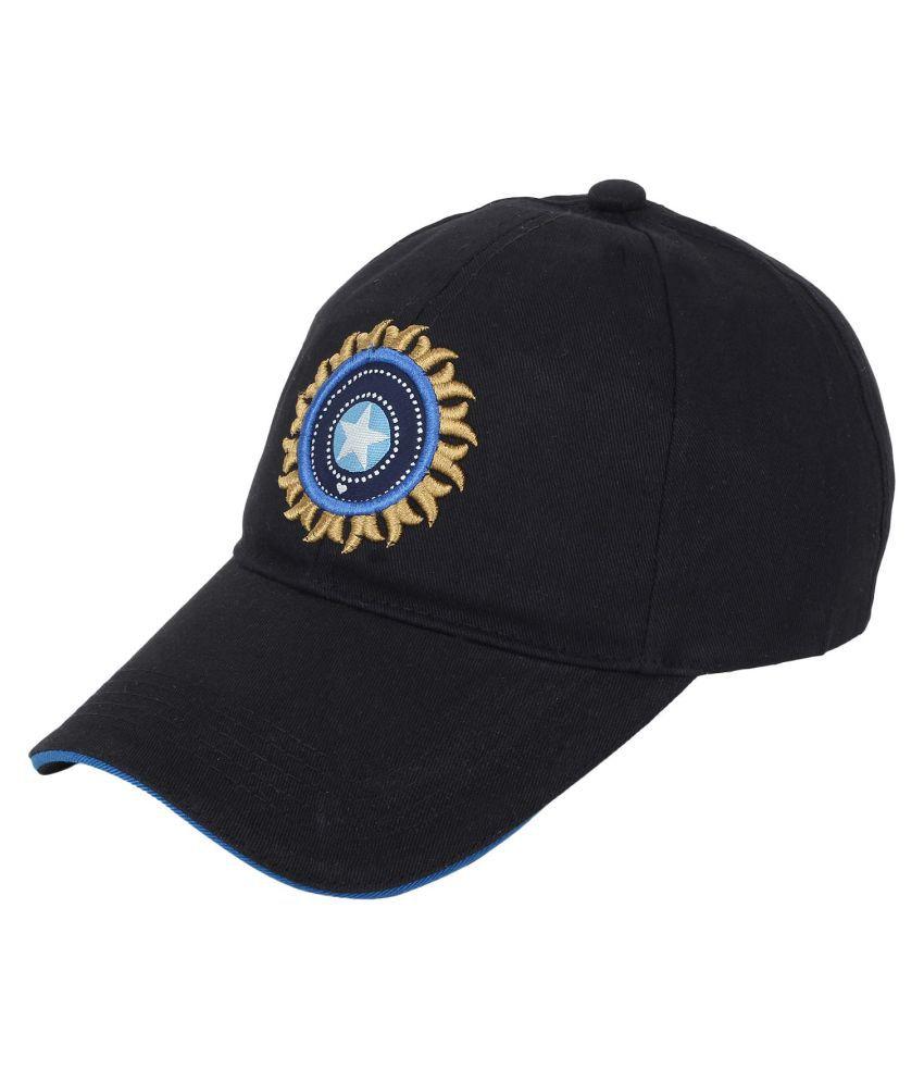 ZACHARIAS Solid Sports Cricket Cap