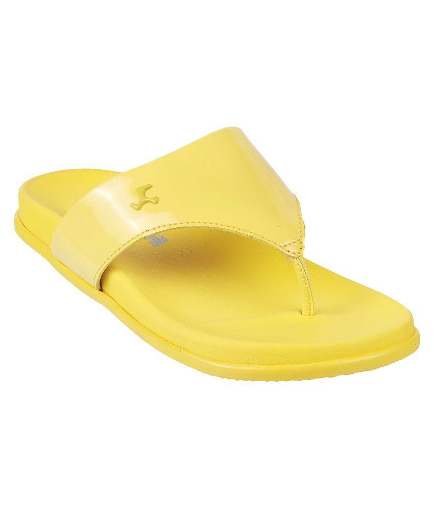 Mochi Yellow Flats