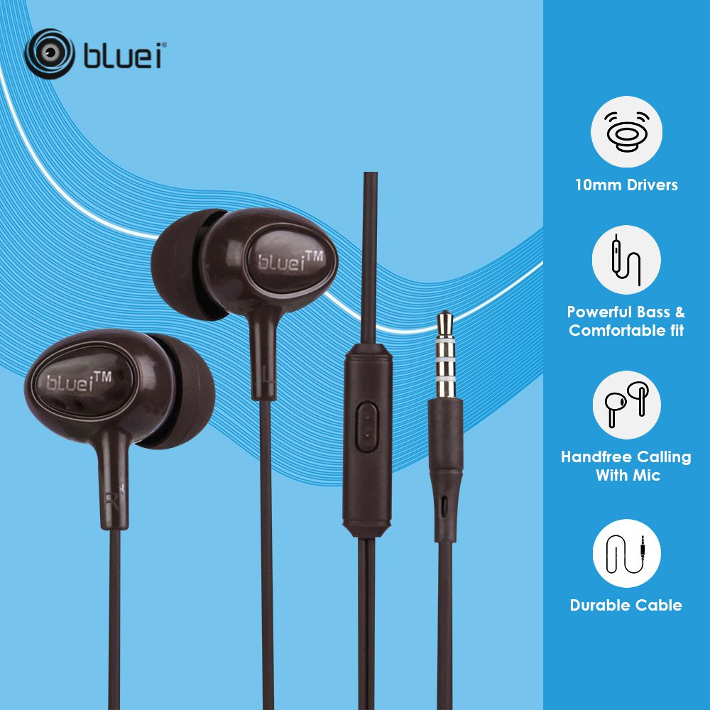 Bluei Kungfu panda series hi-fi-stereo sound high definition sound quality headphone for the high resolution product.