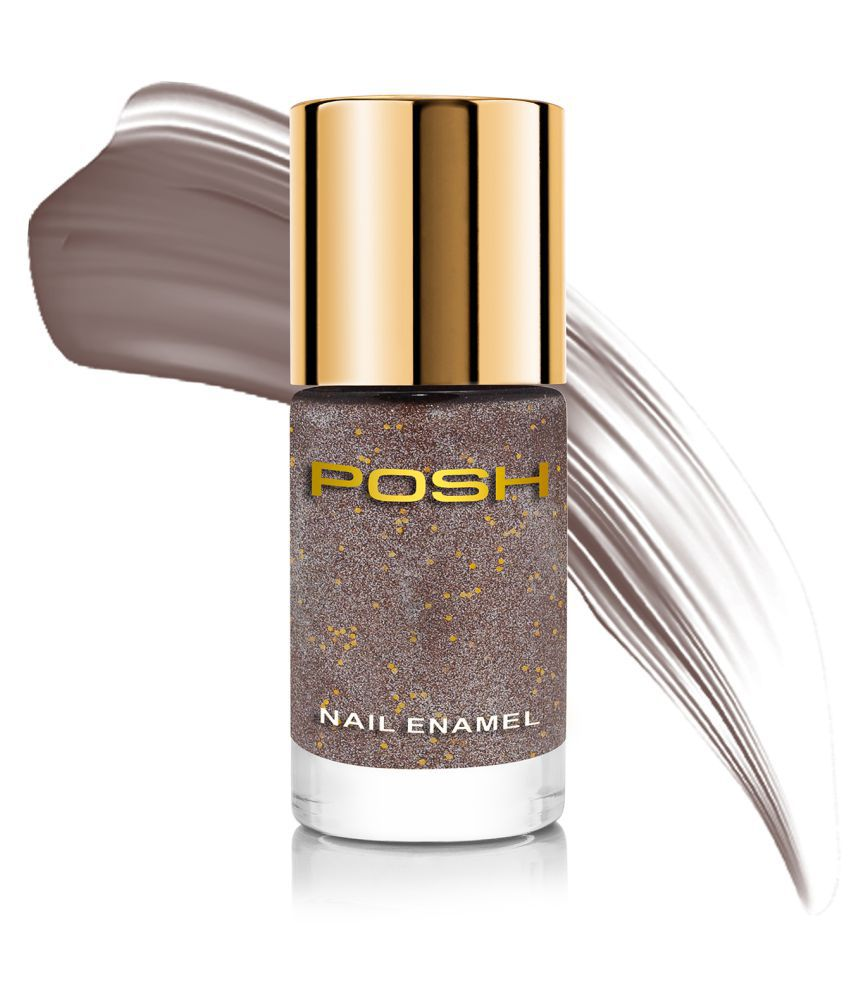 Posh Nail Polish Bronze Texture 9 mL